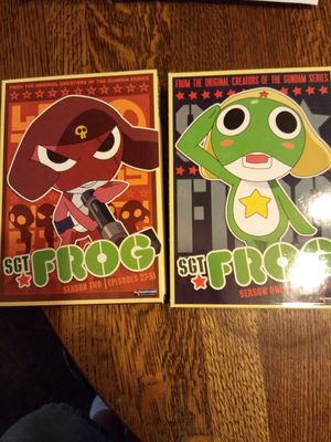 Sgt. Frog anime for Sale in Newark, OH