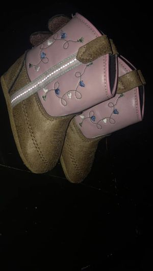 Baby girl Cowgirl boots for Sale in Bakersfield, CA