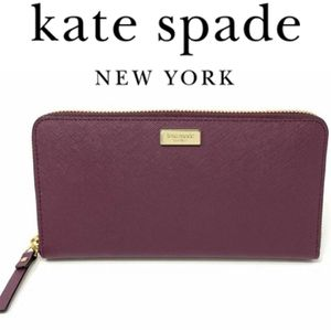 Kate Spade New York Neda Leather Wallet for Sale in Irving, TX