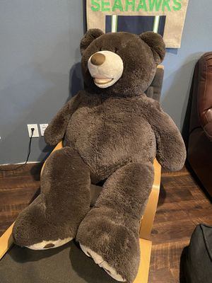 "53"" Plush Teddy Bear for Sale in Silverdale, WA"