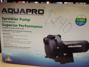 AQUAPRO SPRINKLER SUPERIOR PERFORMANCE (TOOL ONLY) for Sale in Fontana, CA