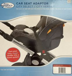 Car Seat Adaptor City Select for Sale in Fresno,  CA