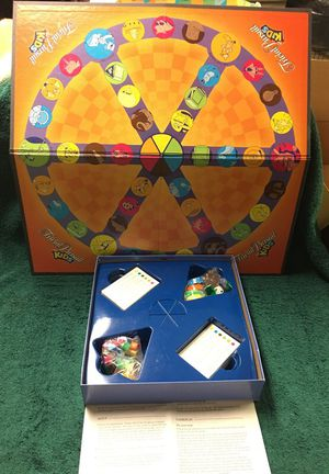 Trivial Pursuit game. Kids edition for Sale in Dearborn Heights, MI