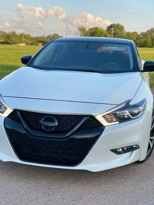 2017 Nissan Maxima 52,000 miles for Sale in Grand Prairie, TX