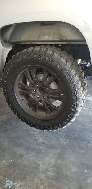 20 inch rims for Sale in Temecula, CA