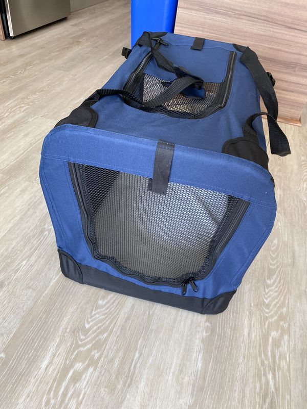 Pet Carrier/ Soft Crate