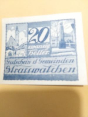 """1920s German """"Notgeld"""" note set....OVER 90 YRS OLD. Amazing price $12.99. Genuine ...great condition. for Sale in Sioux Falls, SD"""