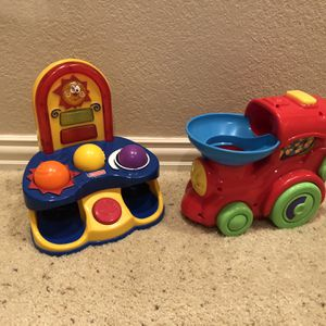 Fisher Price & Little Tikes Baby Toys for Sale in Humble, TX