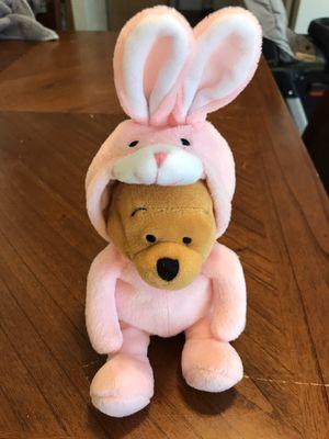 Winnie Pooh WPR Rabbit Pooh Walt Disney World Stuffed Toy 10 Inch for Sale in Murray, UT