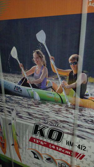 Aqua Marina Inflatable 2 Person kayak for Sale in Buffalo, NY