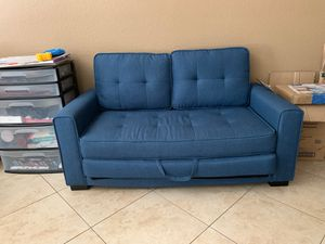 Small fold out couch for Sale in Phoenix, AZ
