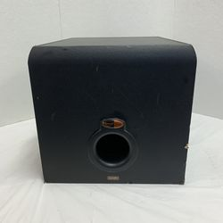Klipsch ProMedia 4.1 Subwoofer Sub Amplifier ONLY - 2 Driver - WORKS GREAT for Sale in Pelham,  NH