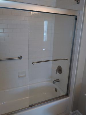 Glass door for bathtub for Sale in Gambrills, MD