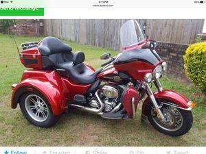 2012 Harley Davidson Tri-Glide for Sale in Bonaire, GA