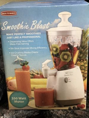 Smoothie blast blender NEW for Sale in San Diego, CA