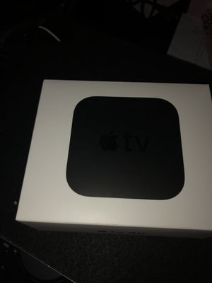 Apple TV 4K 64 gig asking 175 for Sale in Meriden, CT