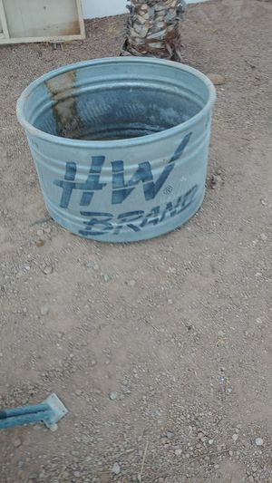 3 metal containers for Sale in Scottsdale, AZ
