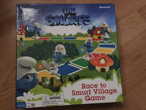 The smurfs board game for Sale in Lakewood Township, NJ