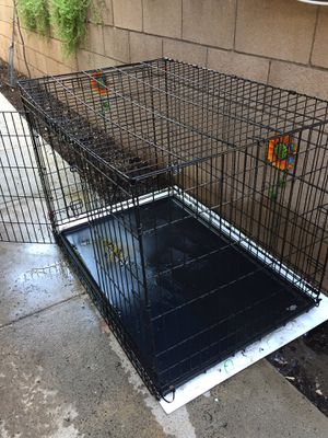 Dog crate kennel for Sale in Winchester, CA