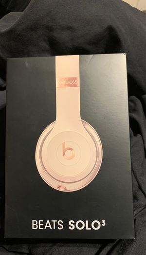 Beats SOLO3 Wireless for Sale in East St. Louis, IL
