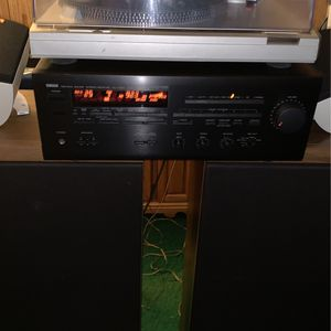 Yamaha natural sound stereo receiver RX- 850 DSP for Sale in Willoughby, OH