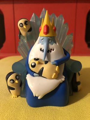 """Nice King"" & Gunter Figure, 5 x 4.8 x 3.4 inches for Sale in Los Angeles, CA"