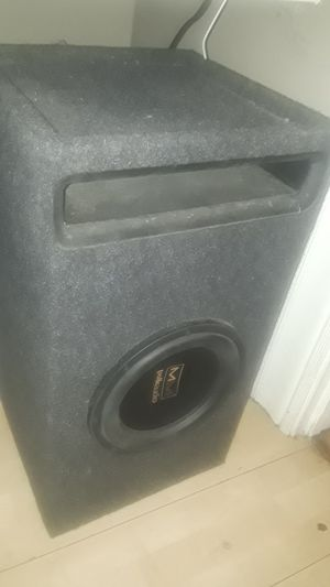 10 inch polkaudio subwoofer for Sale in National City, CA