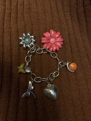 Charm bracelet for girls for Sale in Reedley, CA