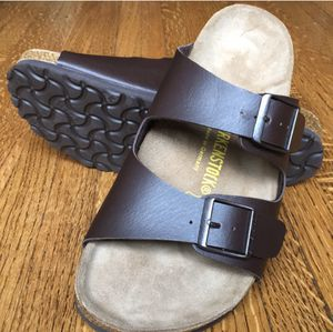 Birkenstock sandals 38 for Sale in Charlottesville, VA