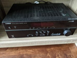Yamaha 4K Audio Video Receiver AVR - 4 HDMI inputs for Sale in North Springfield, VA