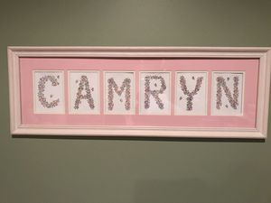 Personalized Frame for Sale in Crofton, MD