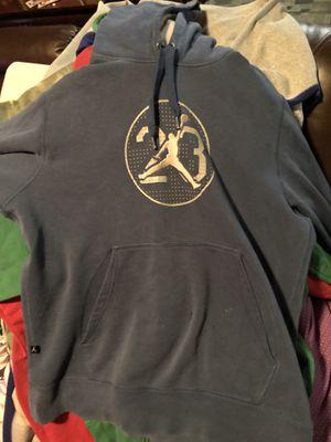 Jordan hoody n jackets $10 each for Sale in Merrillville, IN
