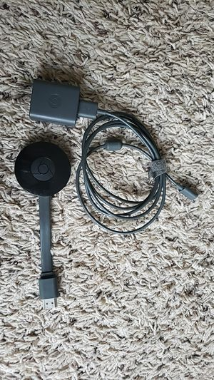 Chromecast for Sale in Charlotte, NC