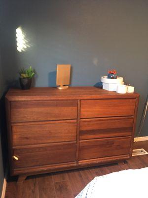 Hardwood dresser for Sale in El Cajon, CA