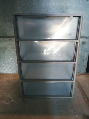Sterilite Home 4 Drawer . for Sale in Brentwood, TN