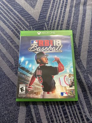 RBI 18 baseball for Sale in Palm Bay, FL