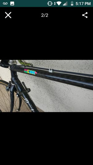Miyata carbon road bike for Sale in Phoenix, AZ