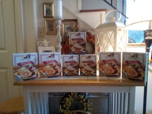 4 boxes Biscuit mix/3 Country Gravy Mix for Sale in Portsmouth, VA