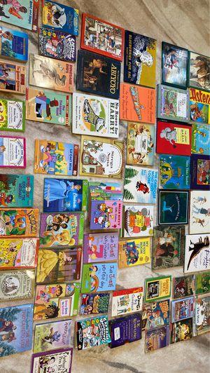 Over 50 kid's books for Sale in Boston, MA