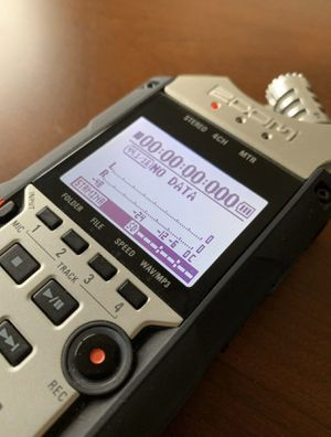 Zoom H4N Pro Audio Recorder for Sale in Charlotte, NC