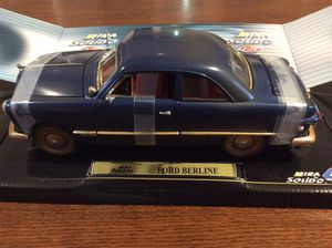 1949 Ford Berlin diecast 1/18 scale for Sale in Jupiter, FL
