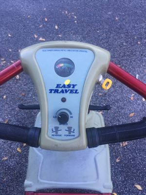 Electric scooter easy travel for Sale in Tamarac, FL