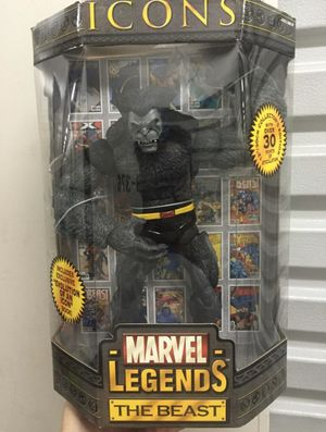 Marvel legends icons Beast for Sale in Buena Park, CA