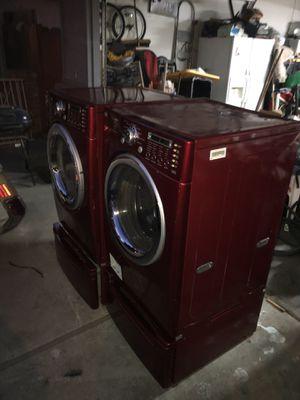Lavadora y secadora LG for Sale in Stockton, CA