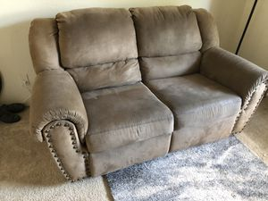 Loveseat Sofa Recliner for Sale in Seal Beach, CA