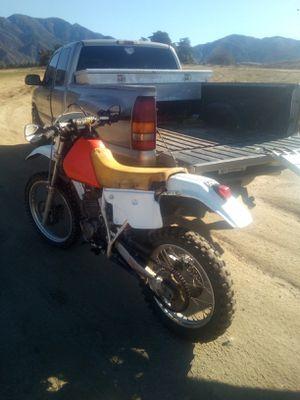 XR 250 for Sale in Calimesa, CA