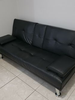 Black Futon for Sale in Doral,  FL