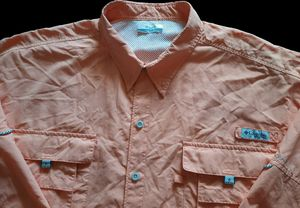Columbia PFG Performance Fishing Long Sleeve Shirt 3X for Sale in Lexington, KY