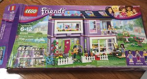 Lego 41095 Friends Emma's House for Sale in Frederick, MD