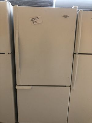 Maytag bottom freezer fridge in perfect condition for Sale in Laurel, MD